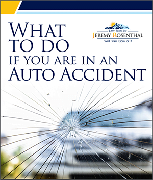 What To Do If You Are In An Auto Accident Ebook