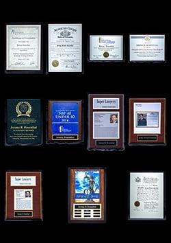 Awards and accolades!